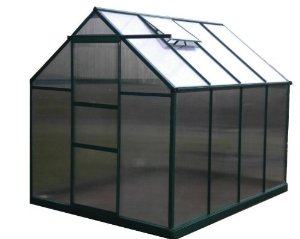 Polycarbonate-Greenhouse
